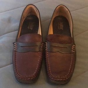 Women's Hotter comfort concept loafers, size 9
